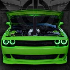 2015-2016 Dodge Challenger Oracle Halo Headlights at NFC Performance