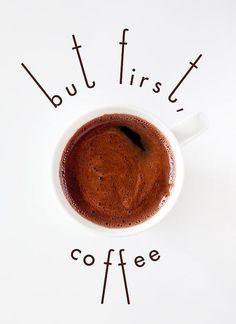 but first... let me get a coffee!!  #coffee