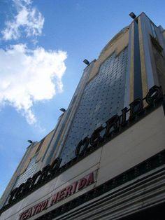 Cine Mérida, Mérida