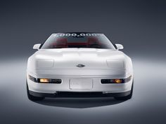 The 1 Millionth Corvette Has Been Restored. http://www.gearheads4life.com/features/the-1-millionth-corvette-has-been-restored/