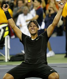 Rafael Nadal, US Open 2010 Champion