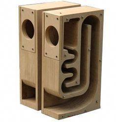 Best Bookshelf Speakers - Buyer's Guide - My Best Deal Today Wooden Speakers, Hifi Speakers, Bookshelf Speakers, Subwoofer Box Design, Speaker Box Design, Speaker Box Diy, Audio Design, Sound Design, Graveuse Laser