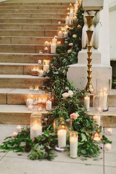 PASILLOS CON VELAS bodas-pasillo-de-velas