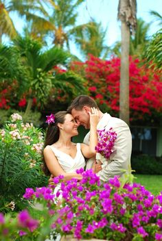 Beaches Real Wedding Anna And Calebs Intimate Island Escape