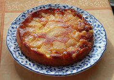 Recette - Gâteau renversé aux pommes caramélisées | 100% fiable