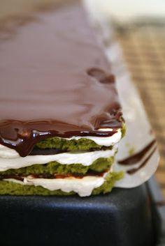 Opera Cake on Pinterest | Cakes, Mousse and Chocolates