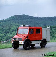 Unimog 408 © Daimler AG