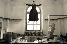 Marina Abramović - Kitchen