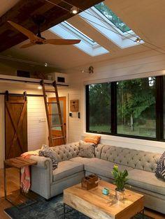65 cute tiny house ideas & organization tips (28)