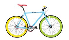 Jamaican Rainbow Create Bike