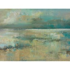 Found it at Wayfair - 'Sanctuary II' by Elinor Luna Framed Painting Print on Wrapped Canvas