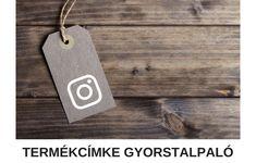 Megérkezett a vásárlási funkció Instára - növeld vele az eladásaid! - Pikrea Workshop, Marketing, Personalized Items, Instagram, Atelier