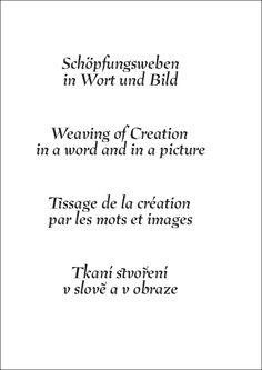 Návrhy a úvahy s využitím písma Preissig Antikva