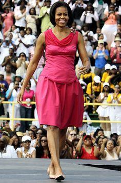 Pink 1st Lady
