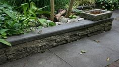 Backyard Seating, Backyard Patio Designs, Square Foot Gardening, Bonsai Garden, Sitting Area, Garden Inspiration, Outdoor Spaces, Outdoor Gardens, Plants