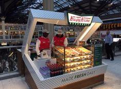 Kiosk : Krsipy Kreme Donuts                                                                                                                                                     More