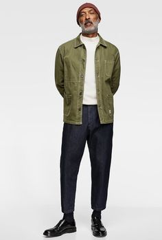 The Best Men's Separates Combinations FashionBeans is part of Mens fashion casual - Workwear Fashion, Fashion Mode, Mens Fashion, Zara Fashion, Bridal Fashion, Man Street Style, Men Street, Male Character, Outfits Hombre