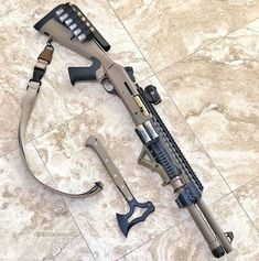 What's your home defense gun?? . . . : @guncollector47