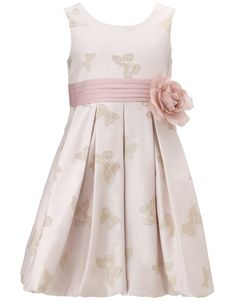 Butterfly flowergirl dress if my nice was still as young for to ware this dress for her love it so pretty just like her xxxxx Monsoon Flower Girl Dress, Cute Flower Girl Dresses, Flower Girls, Tea Length Dresses, Short Dresses, Summer Dresses, Butterfly Wedding Theme, Pink Dress, Dress Up