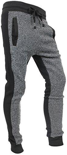 Casual Fleece Jogger Pants Active Elastic Urban Biker Sli... https://www.amazon.com/dp/B01N9WBCO0/ref=cm_sw_r_pi_dp_x_DL62zbJNP29JP