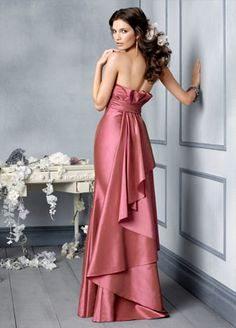 JIM HJELM OCCASIONS BRIDESMAIDS AND SPECIAL OCCASION DRESSES: STYLE JH5934