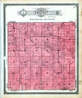 Historic Map: Chequest Township, Atlas: Van Buren County 1918, Iowa - Historic Map Works, Residential Genealogy ™ Zeitler and Brooks land