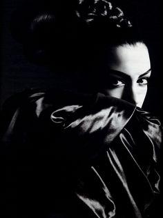 Anne Hathaway by Mario Sorrenti