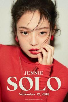 Blackpink Jennie Solo Fandoms Yg Entertainment Queens Kim Jennie