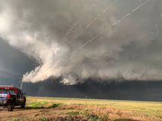 Texas Storm, Wall Cloud, Lone Star State, Clouds, Train, Mountains, Medium, Nature, Instagram