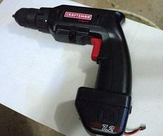 Easy Nicad to Li Po Drill Conversion Cordless Drill Batteries, Headlight Restoration, Panel Systems, Lead Acid Battery, Thrifting, Easy, Thrift Stores, Drills, Charger
