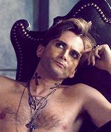 I don't know what this is but... David Tennant