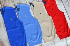 Sweaters 11484: Polo Ralph Lauren Men S Sweater Vest Sleeveless V Neck Asst Size Color New $85 -> BUY IT NOW ONLY: $44.55 on eBay!