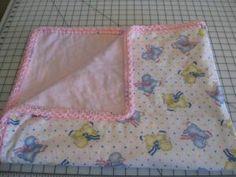 Cute Crochet Baby Blanket IMG_2914