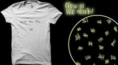 Silence will fall - Glow in the dark!