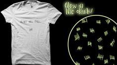 Silence will fall - Glow in the dark!