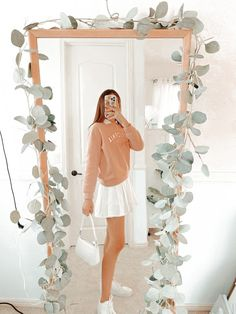 Cute Comfy Outfits, Pretty Outfits, Girls Fashion Clothes, Fashion Outfits, Summer Outfits, Girl Outfits, Cute Poses For Pictures, Korean Girl Fashion, Aesthetic Clothes