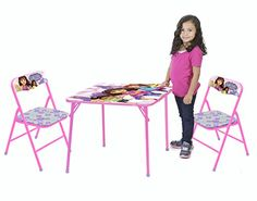 Nickelodeon Dora and Friends Table and Chair Set 3Piece ** Continue to the product at the image link.