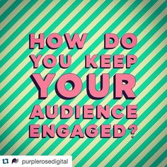 How do you keep your audience engaged on social media? #marketing #marketingtips #marketingadvice #smm #socialmedia #socialmediamarketing #socialmediatip #marketingtips #marketingtips #business #content #contentmarketing #b2b #quote #quotes #quoteoftheday #socialmedialife #socialmediamanager #socialmediamarketing #socialmediamanagement #marketinglife #marketer #digitalmarketing #life #business #b2b #work #socialmedialife