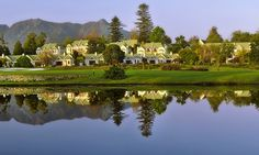 FANCOURT HOTEL. With a breathtaking landscape of lush countryside and the beautiful Outeniqua Mountains as the backdrop, Fancourt offers the perfect setting for any conference, banquet or event.