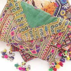 gypsyriver's Jaipur clutches