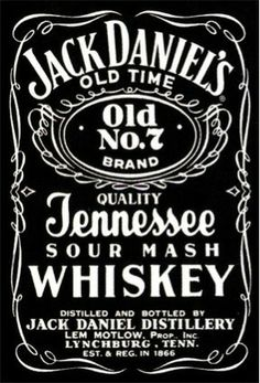 Jack Daniels Tin Sign Black is a brand new vintage tin sign made to look vintage, old, antique, retro. Purchase your vintage tin sign from the Vintage Sign Shak and save.