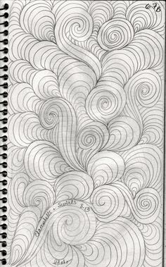 LuAnn Kessi: From My Sketch Book...
