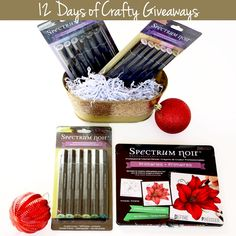 11/28/14 Enter Blitsy's 12 Days of Crafty Giveaway! New prizes every day through Cyber Monday!