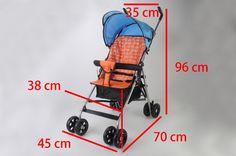 Kinderwagen Buggy Masse