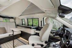 Reisen wie im Fünf-Sterne-Hotel: Mercedes' neuer Luxus-Camper Marco Polo…
