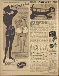 Issue: 7 Dec 1955 - The Australian Women's Week... felt kitty