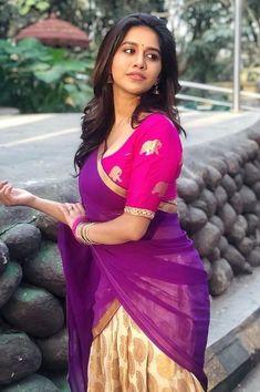 Tap my dick - Nabah Natesh - Beautiful Blonde Girl, Beautiful Girl Photo, Beautiful Girl Indian, Most Beautiful Indian Actress, Beautiful Saree, Beautiful Outfits, Beautiful Roses, Indian Bollywood Actress, Indian Actress Hot Pics