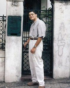 1992... Rua Machado de Assis Vila Mariana SP - Foto: @giovannamdpires1 #memories #euporeumesmo by vagneracardoso