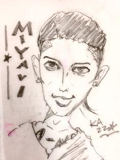 MIYAVI☆