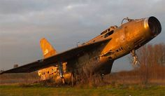 Splendid Abandoned Airplanes